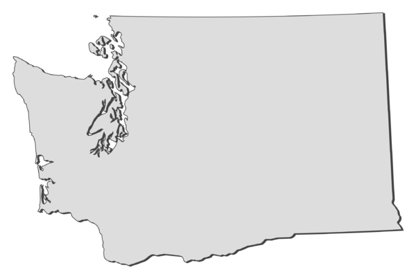 Outline of Washington State