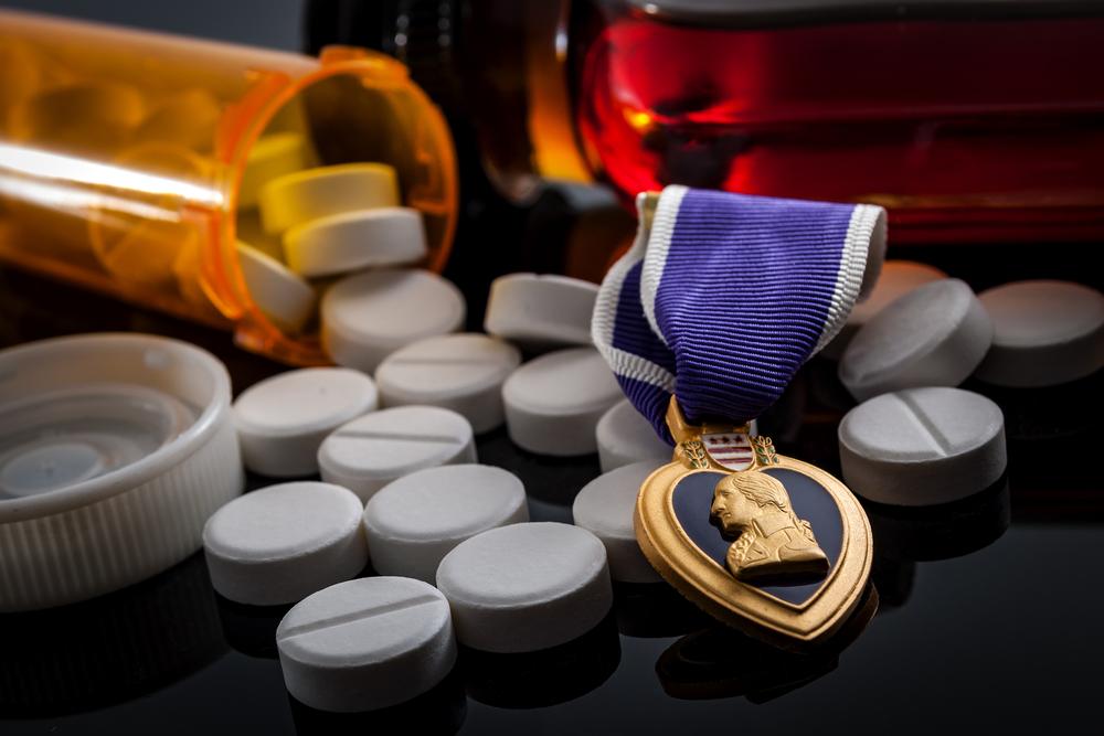 veterans addiction