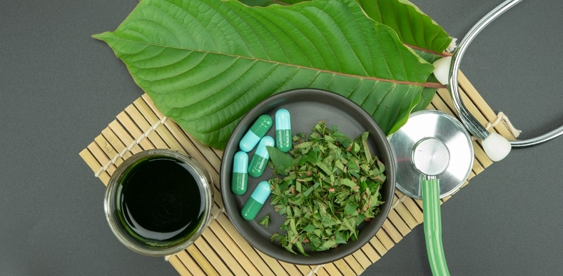 various forms of Kratom